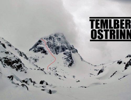 22. März 2016: Die Suche nach dem verlorenen Berg: Temlberg-Ostrinne (45°)