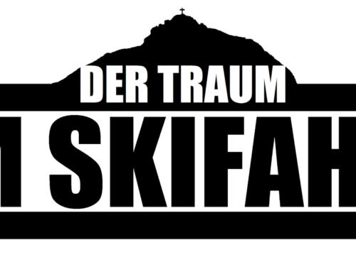 Der Traum vom Skifahren: Skitour am Traunstein Plateau (1.691m)