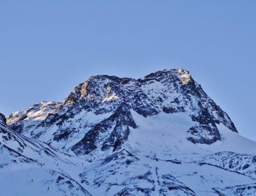 Kein Tag zum Schneeschaufeln: Prosit Schaufelspitze (3.333m)