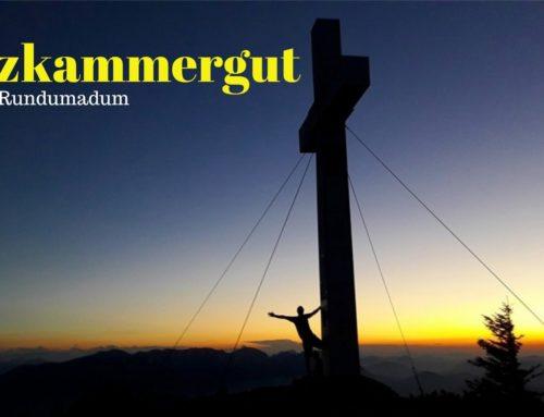 Berge, Seen, Trail: Salzkammergut-Rundumadum