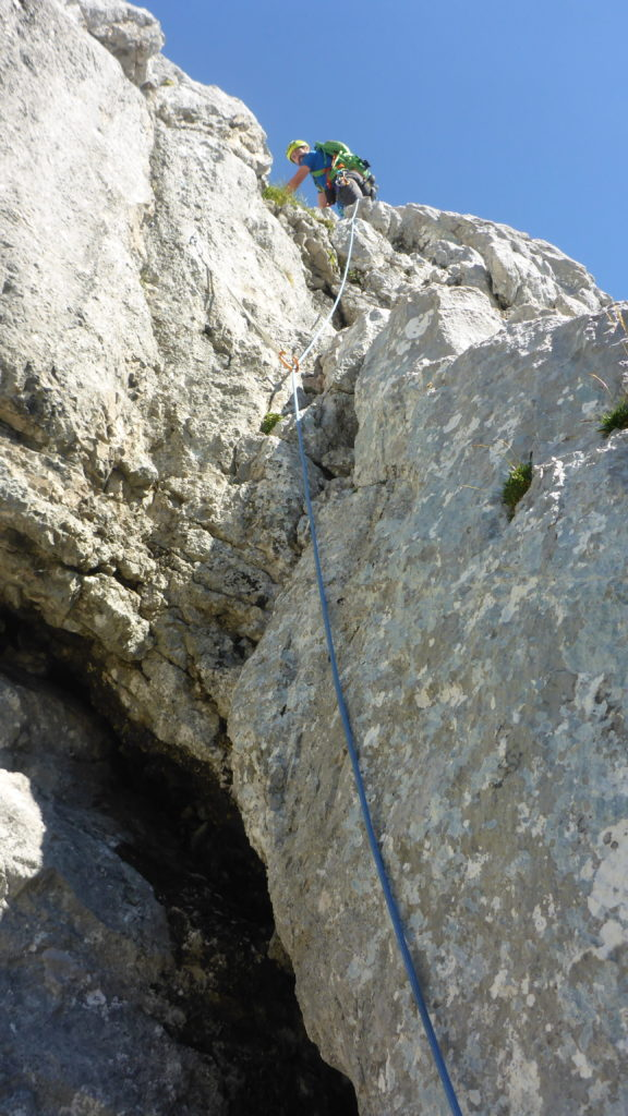 Klettern 3.Grad