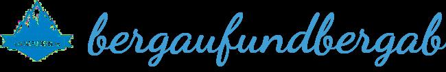 Bergaufundbergab Logo